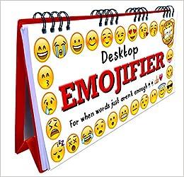 Emoji Flipbook Amazoncouk Jamien Bailey Andy B 9781909732452 Books