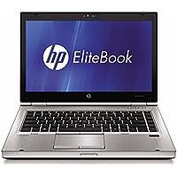 HP EliteBook 8460P 14-inch Notebook PC - Intel Core i5-2520M 2.5GHz 4GB 250GB Windows 10 Professional