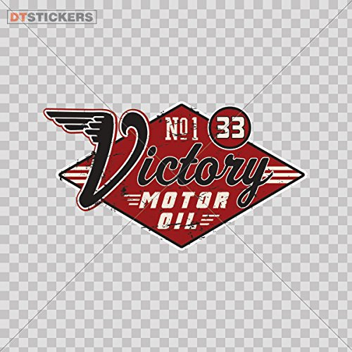 vinyl-sticker-decal-vintage-motor-oil-sign-atv-car-garage-bike-3-x-169-in-fully-waterproof-printed-v