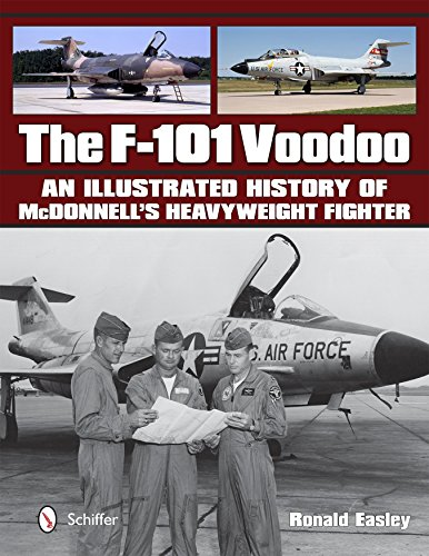 F-101 Voodoo, The by R Easley (1-Dec-2014) Hardcover for sale  Delivered anywhere in USA