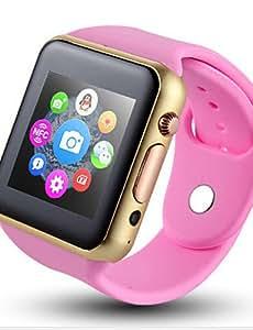 q10 2.015 últimos relojes inteligentes podómetro calorías contador de distancia del monitor de sueño sedentaria para android&ios , clover