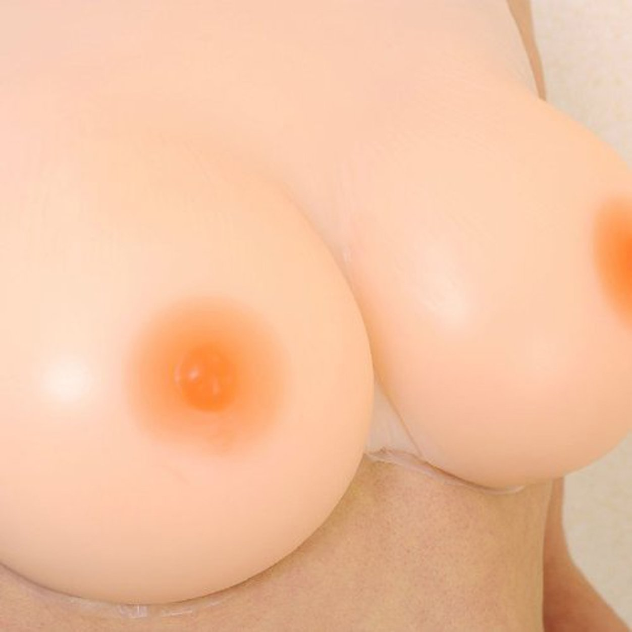 1600gr Silicone Breast Forms Size 34C/36B/38A/ ((size 6)by fake boobs for Cross dresser/ False breasts/Transgender/Mastectomy (1600g)