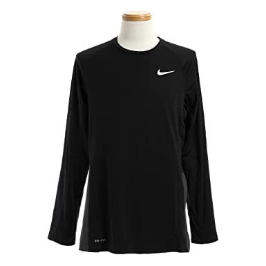 Nike Crossover de manga larga camiseta de baloncesto: Amazon.es ...