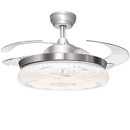 Amazon.com: RS Lighting - Ventilador de techo invisible ...