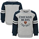 adidas Chicago Bears Toddler Legacy Collection L/S Pullover Shirt