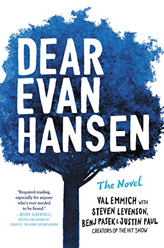 """Dear Evan Hansen - The Novel"" av Val Emmich"
