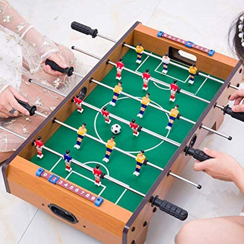 Ishua 6 PC Mini Mesa de fútbol Balones Profesionales Balón de fútbol Estándar de reemplazo para Juegos Cambio de Bolas de futbolín Blanco y Negro: Amazon.es: Juguetes y juegos