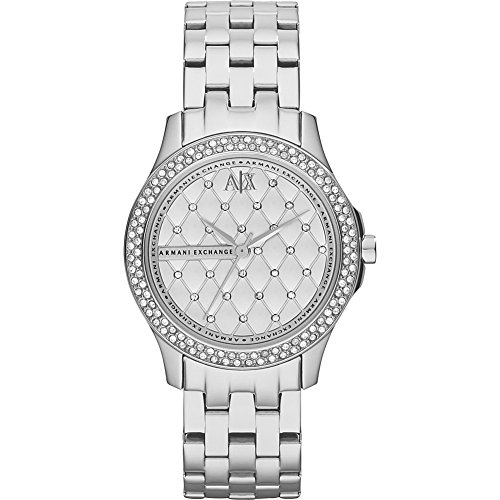 AX-Armani-Exchange-Smart-Womens-Stainless-Steel-Watch