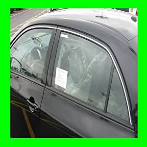 1997 2003 honda accord chrome window trim