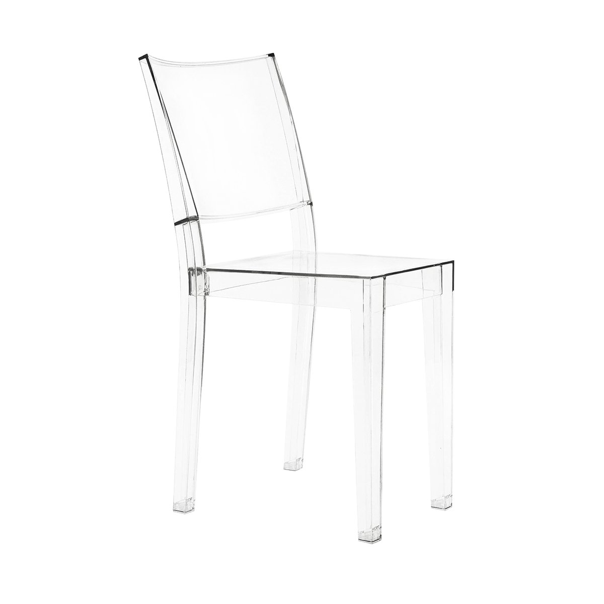 Kartell La Marie Chair - Transparent: Amazon.co.uk: Kitchen & Home
