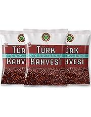 Kahve Dunyasi Premium Turkish Ground Coffee (Medium Roast, 3X 100gr. Sachets)