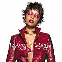 No More Drama by Mary J. Blige (2002-01-29)