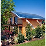 Unisolar 128 Watt Flexible Solar Panel PV Laminate - 24 volt with quick connect cables. 216 inch x 15.5 inches - Peel & Stick