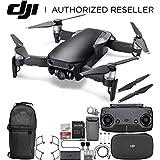 DJI Mavic Air Drone Quadcopter (Onyx Black) Backpack Starters Bundle