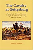 The Cavalry at Gettysburg, Edward G. Longacre and Edward Longacre, 0803279418