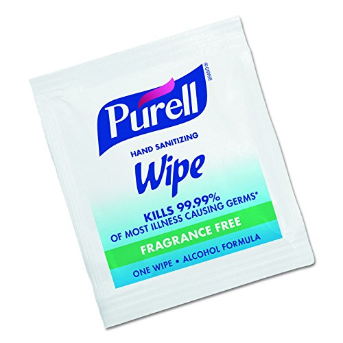 PURELL Sanitizing Wipes Individually Wrapped