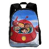 Baby Boys Girls Toddler Little Einsteins Fairy Tale Week Preschool Bag Backpack Satchel Rucksack Handbag