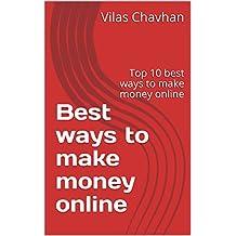 Best ways to make money online: Top 10 best ways to make money online