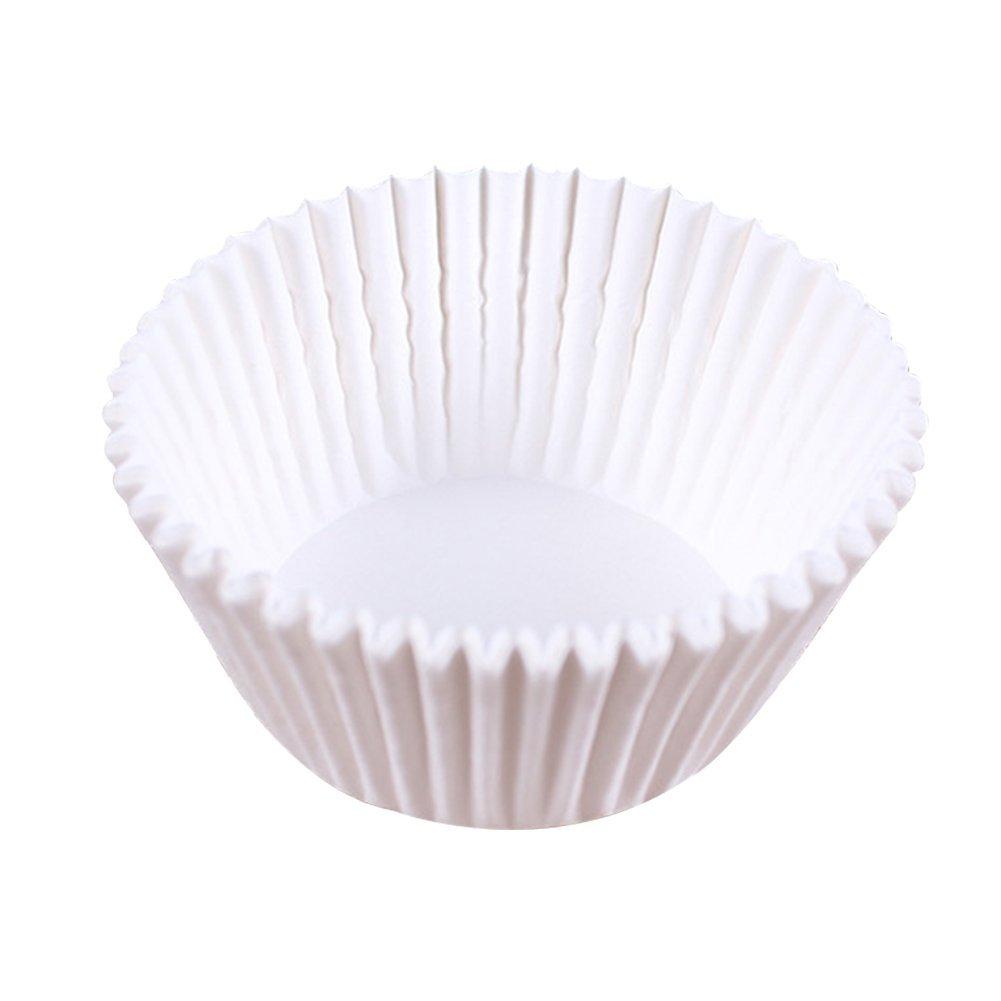 DaoRier 90 St/ück Regenbogen-Spitze Cupcake Muffin Backen mit Kunststoffbox f/ür Weihnachten Halloween Kinder Geburtstagsfeier Cupcake Wrappers