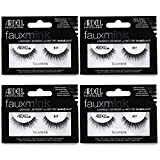 Ardell Faux Mink Lashes 817 Black, 4 Pack