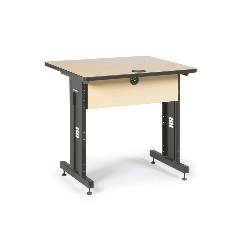 36'' W x 30'' D Training Table - Hard Rock Maple