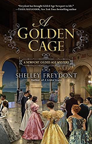 book cover of A Golden Cage