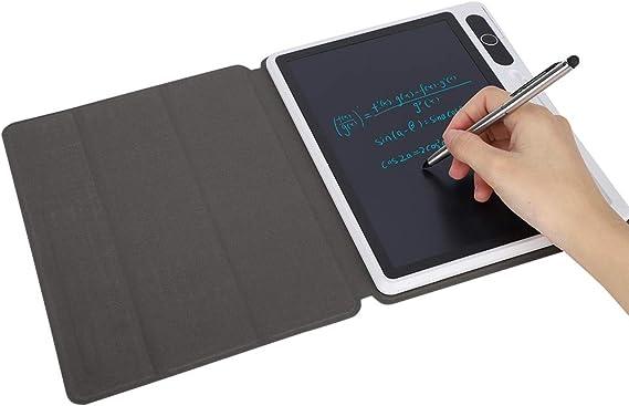 便利なLCD手書きデジタルボード、LCD手書きボード、LCDライト、ブラック、超低消費電力、子供向けビジネスアダルトライティング