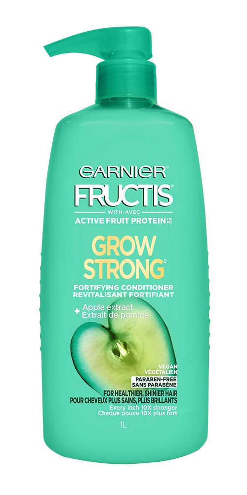Garnier Fructis Grow Strong Conditioner, 33.8 fl. oz.