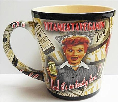 Used, I love lucy vitameatavegamin mug for sale  Delivered anywhere in USA