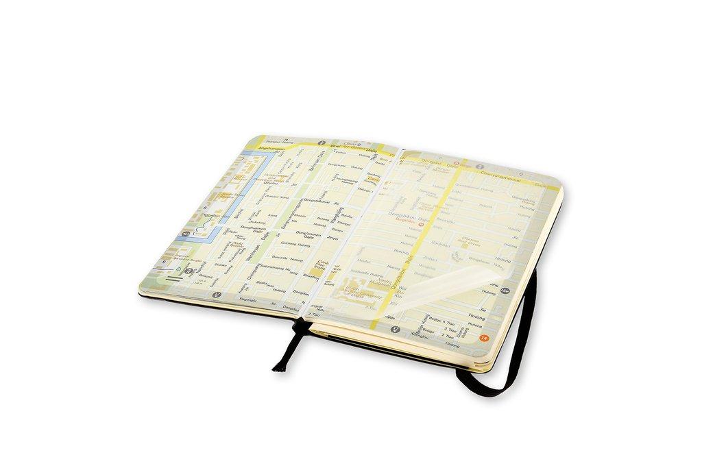 Molenskine S09333 - Agenda con mapa de Copenhague Moleskine CN020 Alben Immerw. Kalender