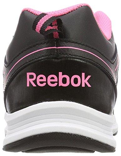 Pink Reebok Negro de 000 0 3 Black Almotio para Zing Running Zapatillas Niñas White Evrw8vxqaI