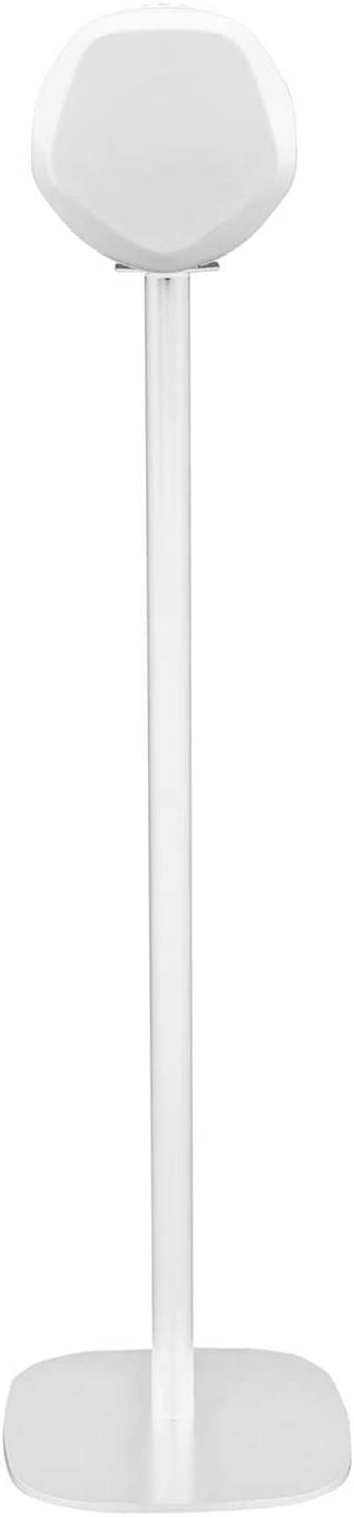 Vebos Floor Stand B/&O BeoPlay S3 White Set en Optimal Experience in Every Room Allows You to Place Your B/&O BeoPlay S3 Exactly Where You Want it Compatible with B/&O BeoPlay S3