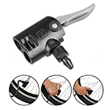 Boddenly Bicycle Tire Tyre Air Pump Inflator Multi-use Connector Head Pump Adapter Valve