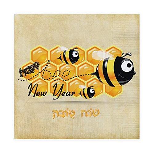 new year rosh hashanah seveittes bees and honey