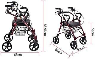 HARBERIDE Andador para Ancianos Andador Caminador Sin Ruedas ...