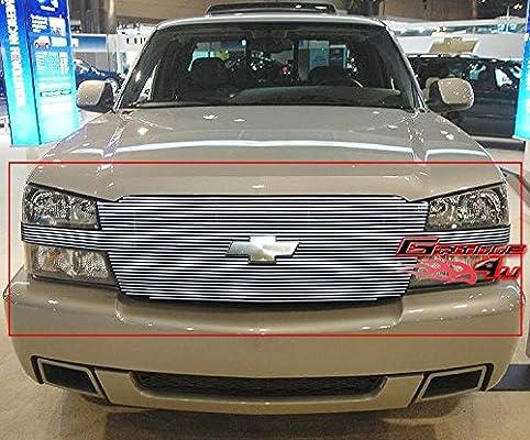 2004 chevy silverado ss grill