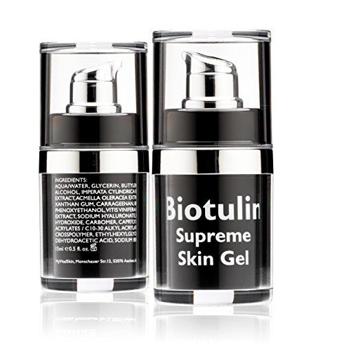 biotulin supreme skin gel 1 pack 1 x 15 ml buy online in uae beauty products in the uae. Black Bedroom Furniture Sets. Home Design Ideas