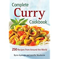 Complete Curry Cookbook: 250 Recipes from Around the World