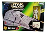 Star Wars Power of the Force Expanded Universe Airspeeder with Exclusive Airspeeder Pilot Action Figure