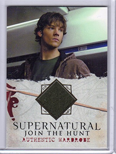 - Supernatural Seasons 1-3: Join the Hunt Wardrobe #M03 Sam Winchester (Cryptozoic) Trading Card