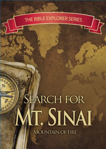 Search for Mt. Sinai by Bridgestone Multimedia Group