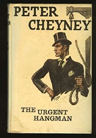 book cover of The Urgent Hangman
