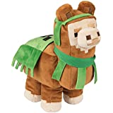 JINX Minecraft Adventure Llama Plush Stuffed Toy (Brown, 11.5