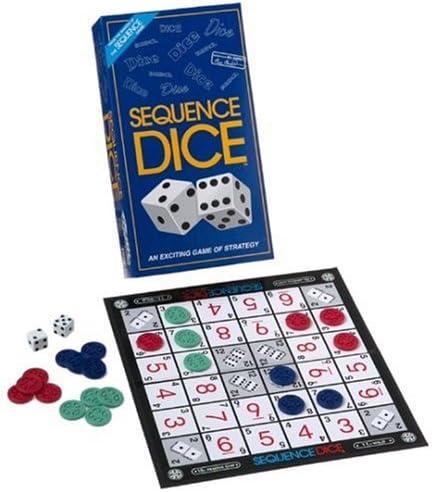 Jax Sequence Dice by: Amazon.es: Juguetes y juegos