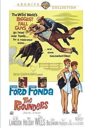 35ee2b70 Amazon.com: The Rounders: Glenn Ford, Henry Fonda, Sue Ane Langdon ...