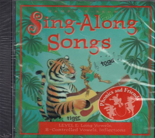 Phonics & Friends Sing-Along Songs Level E Long Vowels