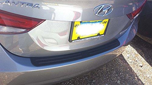 Rear Bumper Protector Fits 2014 – 2017 Hyundai Elantra Sedan