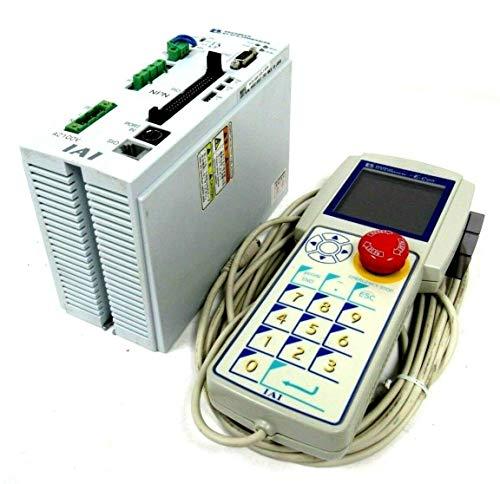 Used IAI RCS-SMI-100-1 Controller and Pendant RCA-T-ENG RCSSMI1001 NPN