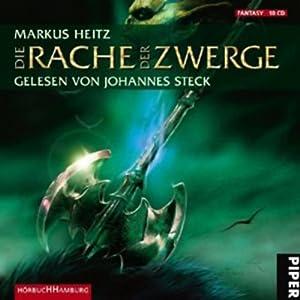 Die Rache der Zwerge (Die Zwerge 3) Audiobook