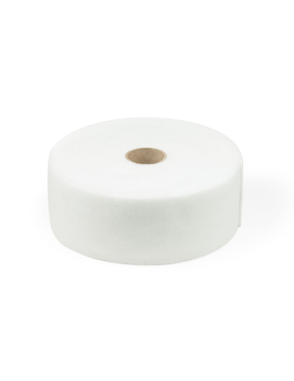 High Quality Acrylic Felt Ribbon 3' Wide X 50' Long X 1/16' Thick: White The Felt Store